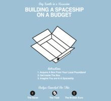 How To Build A Spaceship! by fuggleberry