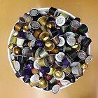 Colorful Inspiration. Espresso Coffee Capsules by Igor Pozdnyakov