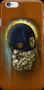 """Masked Hercules"" by BryanLanier"