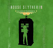 House Slytherin by MissNamiCollins