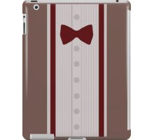 11th Doctor Costume iPhone/iPad Case iPad Case/Skin
