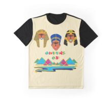 3 Queens Graphic T-Shirt