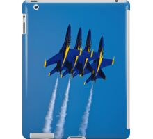 The Blue Angels Climbing - Ipad Cover iPad Case/Skin