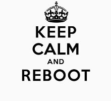 Keep Calm Geeks: Reboot Unisex T-Shirt