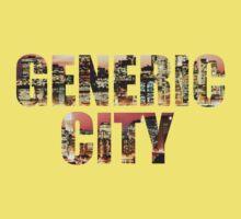 GENERIC CITY Kids Clothes