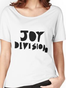 JOY DIVISION ♥ Women's Relaxed Fit T-Shirt
