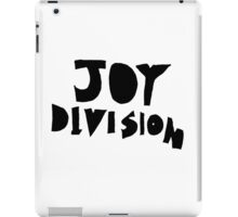 JOY DIVISION ♥ iPad Case/Skin