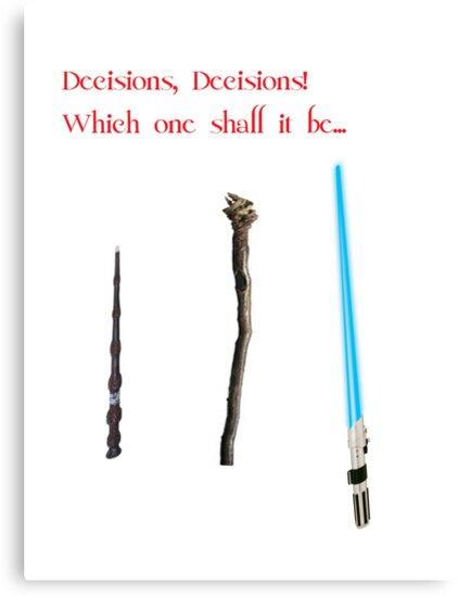 Decisions by tabikkat22