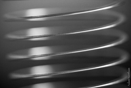 The Slinky Experiment 2 by Adam Northam