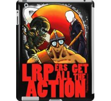 LRPers Get All The Action iPad Case/Skin