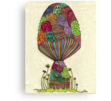Dream Mushroom Canvas Print
