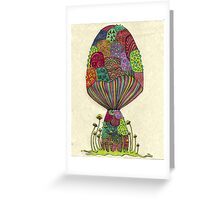 Dream Mushroom Greeting Card