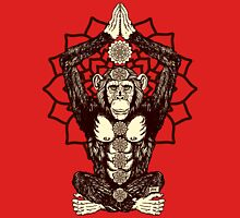 Chakra Monkey Tonight Unisex T-Shirt