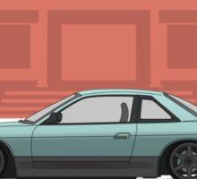 Nissan Silvia S13 #2 - Temple Sticker