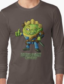 Fall(spr)out Sprout Boy  Long Sleeve T-Shirt