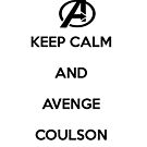 Avenge Coulson 2 by Emerlyn