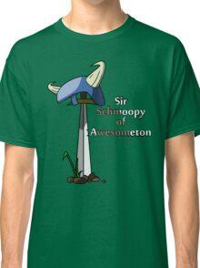 Schmoopy (titled) Classic T-Shirt