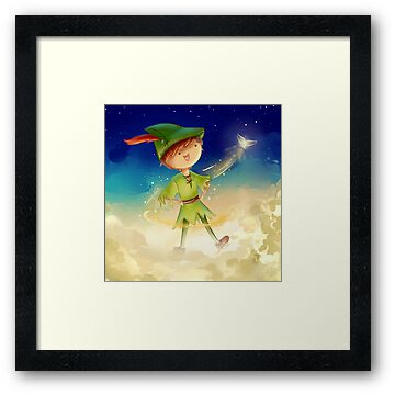 Peter Pan by CodiBear8383
