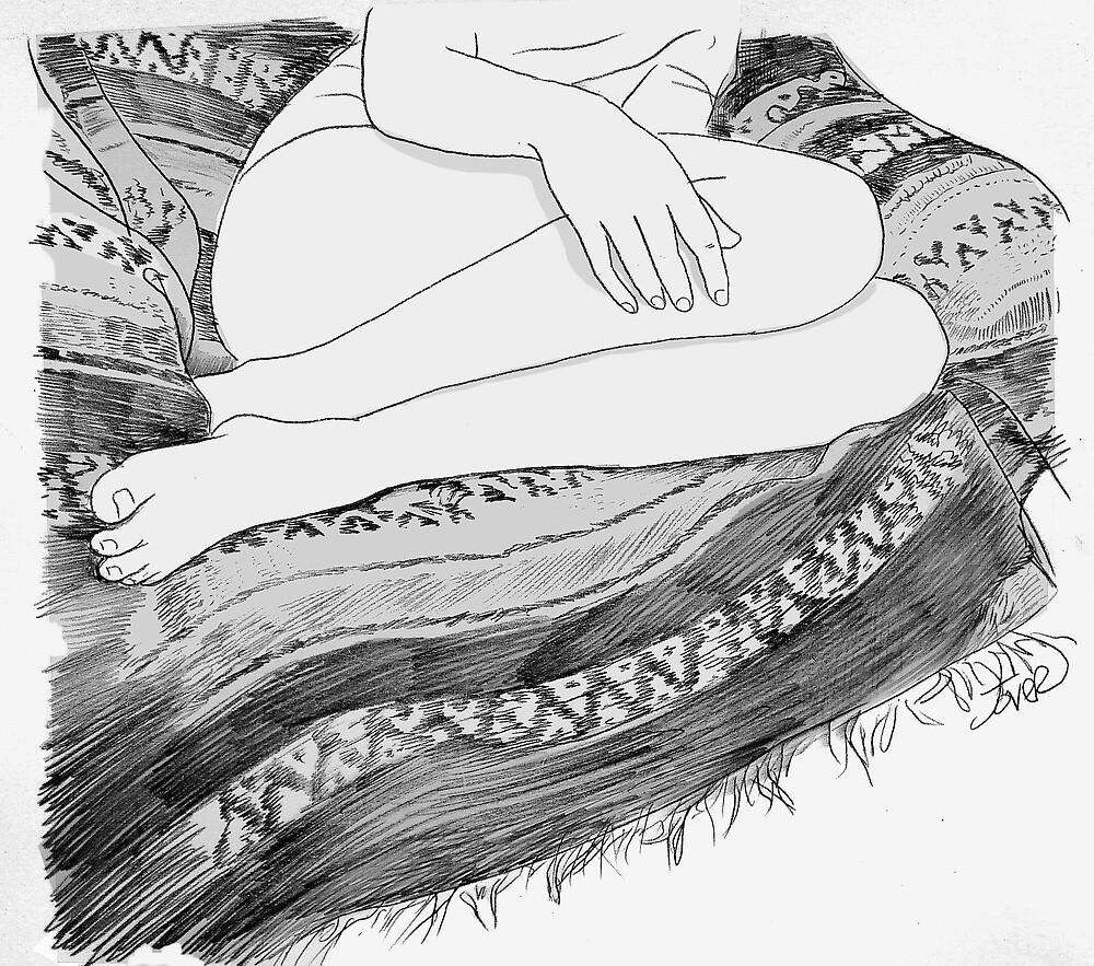 rug by Loui  Jover