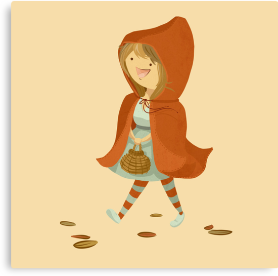 Little Red Riding Hood by CodiBear8383