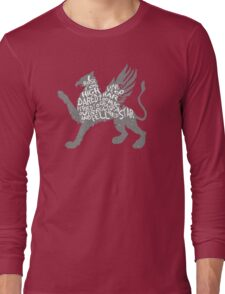 overreached and fell, Long Sleeve T-Shirt