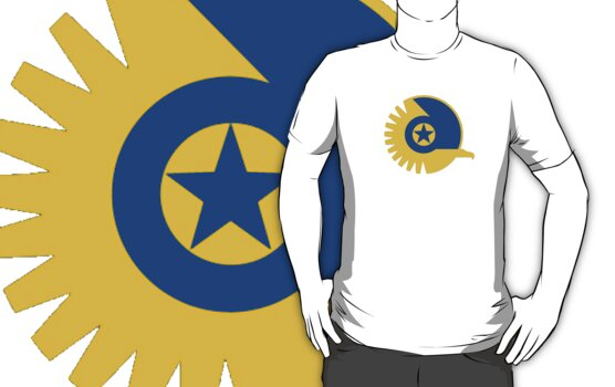 Simple Nc shirt  by ABDOMINALSNOMAN