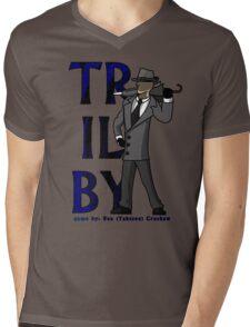 Trilby Mens V-Neck T-Shirt