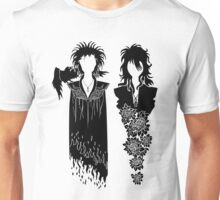 Dream & Death {Black} Unisex T-Shirt