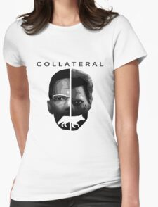 Collateral Womens Fitted T-Shirt