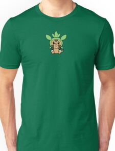 Chespin Pokedoll Art Unisex T-Shirt