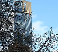 Eureka Tower, Melbourne by Maggie Hegarty