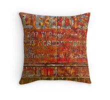 Leeds Throw Pillow
