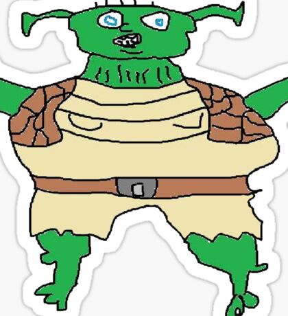 Shrok (Shrek) Sticker