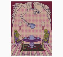 Deathly Tea Time by Utilicon