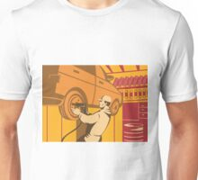 Mechanic Automotive Repairman Retro  Unisex T-Shirt