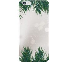 Legging It's Christmas time  iPhone Case/Skin