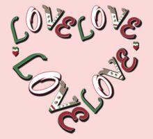 Edge Mexican Heart by LoveLineAttire