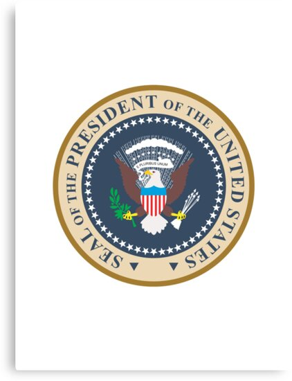 seal of the president of the united states of america  by patrimonio