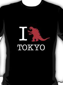 I Godzilla Tokyo T-Shirt