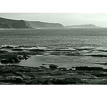 Headlands Photographic Print