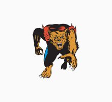 Werewolf Monster  Unisex T-Shirt