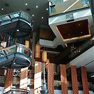 Futures Trading: Sky City Plaza, Auckland, New Zealand by linfranca