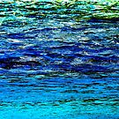 Shades of Blue by Kathie Nichols