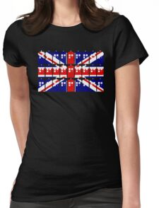 TARDIS Union Womens Fitted T-Shirt