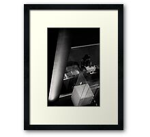 Concentration . . . Framed Print