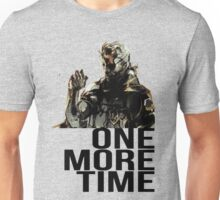 Metal Gear Solid - One More Time Unisex T-Shirt