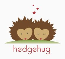 Hedgehog Hug by madeleinefaye