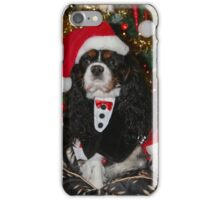 Charlie Girl Christmas 2014 iPhone Case/Skin