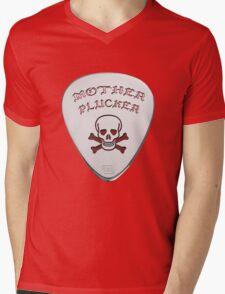 Mother Plucker Mens V-Neck T-Shirt