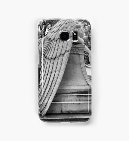 Even Angels Weep Samsung Galaxy Case/Skin